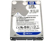 """New WD Scorpio Blue WD10JPVT 1TB 5400 RPM 8MB Cache SATA 3.0Gb/s 2.5"""" Hard Drive"""
