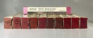 ALMAY Stay Smooth Anti-Chap Lipcolor Lipstick SPF 25 - CHOOSE YOUR SHADE / COLOR