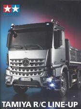 Tamiya 64414 RC Car Catalog Book Line Up Vol.1 2018 English Collection Magazine