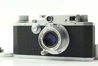 *RARE! MADE IN OCCUPIED JAPAN* CLA'd CANON S-II Rangefinder w/SERENAR 50mm f/3.5