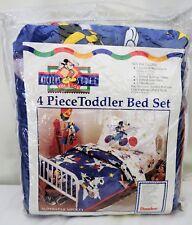 Dundee Mickeys Mouse bedding Set for Toddler Vintage Basketball Superstar New!