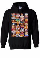 Disney All Princess Cartoon Bella Hoodie Sweatshirt Jumper Men Women Unisex 346