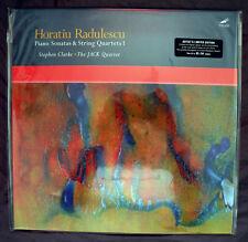 RADULESCU: Piano Sonatas & String Quartets 1–JACK Qt–Artist Editon MODE LP 5of50