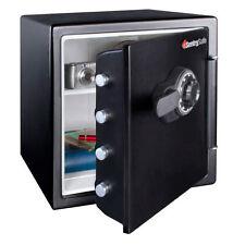 SentrySafe Fire Electronic Safe Combination Lock  Security  Gun Cash Jewelry NEW