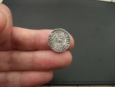 KING HENRI II 2nd silver hammered short cross penny detecting finds