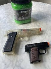 New listing airsoft gun pistols with 10,000 Rounds