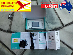 Unlocked Netgear Aircard AC800S Optus 4G Cat11 600mbps Mobile Modem Router