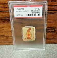 # 1612 Americana : Railroad Lamp ( $5 ) PSE Encapsulated: VF 80, MintOGnh (1979)