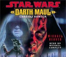Darth Maul: Shadow Hunter Michael Reaves (2001, CD) Audiobook