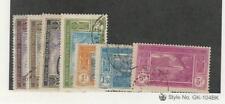 Ivory Coast, Postage Stamp, #42-43, 53, 64, 71, 73, 76 Used, 1913-35