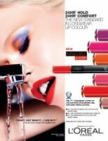 L'Oreal Paris Infallible Pro-Last Lipcolor Two-Step [B2GO Free on All Lip Color]