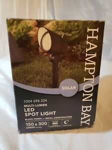 Hampton Bay Led Spot Light Multi Lumen