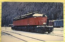 THE MILWAUKEE ROAD, E-76, CANNON BALL, LOCOMOTIVE, PICTURE, 4 x 6, VERY NICE,