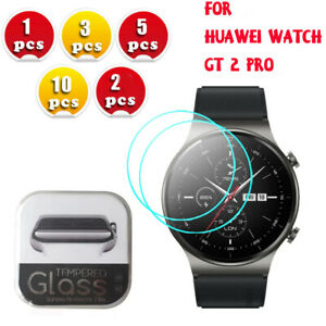 For Huawei Watch GT 2 Pro Tempered Glass Screen Protector Film Guard 1/2/3/5/10x