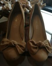 Le Vinci 'Groovy' Leather Wedges Size 38