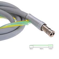 dentale 4 fori tubo tubo tubo del manipolo in silicone con connettore Nuovo