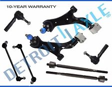 Brand New 8pc Complete Front Suspension Kit for Chevrolet Equinox Torrent Vue