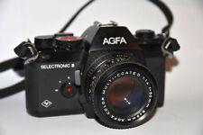Agfa SELECTRONIC 3 con Agfa 50 mm 1:1 .4