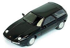 Porsche 928 S Turbo Kombi Artz Tuning 1979-80 schwarz black 1:43