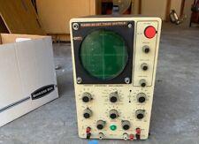 Heathkit Laboratory Oscilloscope Model 10 18