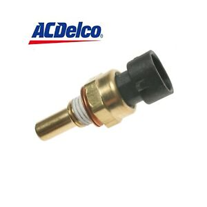 1PCS ACDelco Engine Coolant Temperature Sensor FIT Buick Allure/Cadillac CTS...