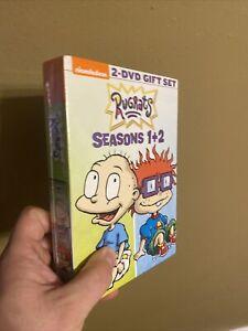RUGRATS SEASONS TV SERIES COMPLETE SEASONS 1 + 2 New Sealed DVD