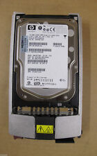 HP 72.8Gb Hot Swap U320 15K SCSI Hard Drive HDD 365699-002 BF07288576
