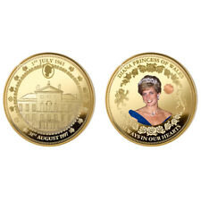 Princess Diana Always in our Hearts Coin Collectible - Bradford Exchange