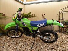 1984 Kawasaki KDX 250