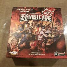 CMON ZOMBICIDE SEASON 1 CORE BASE GAME Board Game 100% Complete