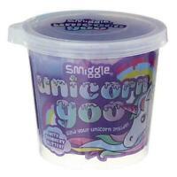 Smiggle Unicorn Goo Slime with Shimmery Glitter Unicorn Inside