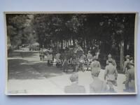 Alpini Alpino 2 WW cartolina fotografica 1940 Grecia o Albania funerale 7