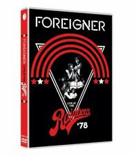 Foreigner - Live at The Rainbow 78 DVD Region 2