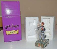 NIB Harry Potter Ron Weasley Storyteller Figurine Collectible Story Scope Enesco
