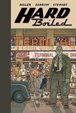 HARD BOILED - MILLER, FRANK/ DARROW, GEOF (ILT) - NEW HARDCOVER BOOK
