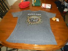 sublime 40oz to freedom paper thin t shirt chaser la mens xl new with tags 420