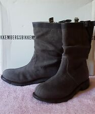 Bikkembergs  bottes  textile/cuir T.37 neuf