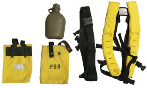 FSS Firefighter Wildland Web Gear Belt Pack NEW Canteen (Hunting Camping Hiking)
