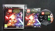 LEGO STAR WARS DESPERTAR DE LA FUERZA - PS3 PLAYSTATION - PAL ESPAÑA - COMPLETO