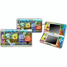 J51 Vinyl SpongeBob Decal skin cover case for Nintendo DSI NDSI sticker