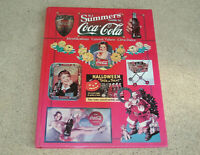 B.J. Summers Guide to Coca-Cola Values 1997 First Edition Hardcover Book