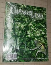 Changeling the Lost Character Sheet Pad New