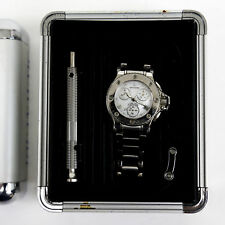Aquanautic Ladies Watch Cuda 100M Mother of Pearl, Stainless Steel