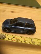 Clio V6 Renault Sport Maisto 1:64 Scale In Blue