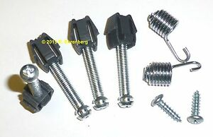 For Mopar '69-74 Headlamp Headlight Adjuster Aiming Mounting Hardware Dodge Plym