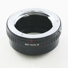 Minolta MC MD SR Objektivadapter für Canon EOS M EF-M mount adapter M2 M3 M10