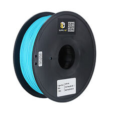 SUPPLY3D PLA plus 1.75 mm 3D Printer Filament in Baby Blue, 1kg Spool