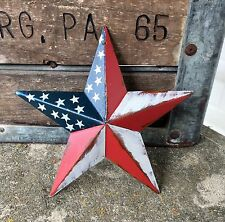 Americana  Barn Star 5.5 inch Primitive Farmhouse Decor