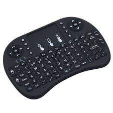 i8 2.4Ghz Air Mouse Remote Control Touchpad Wireless Mini Keyboard for PC TV BOX