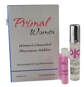 Love Scent Pheromone Sampler for Women